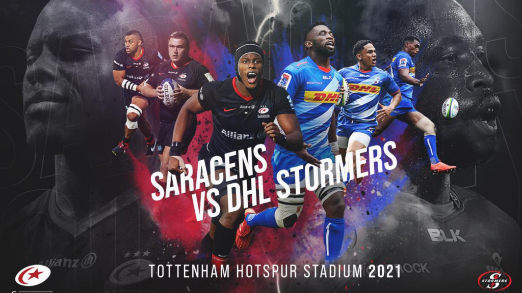 North versus South: Stormers to face Saracens
