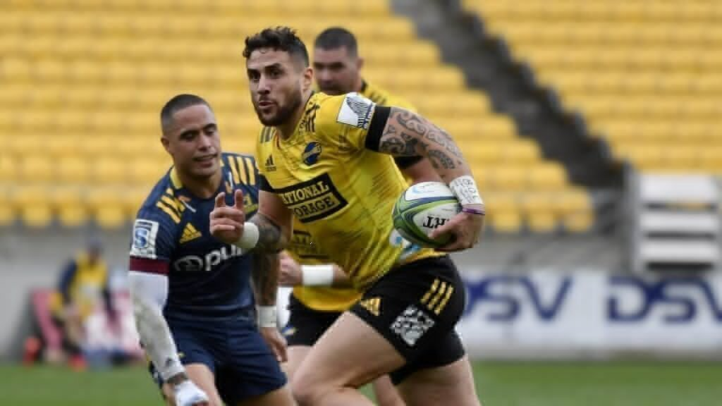 All Black star scrumhalf linked to Japan move