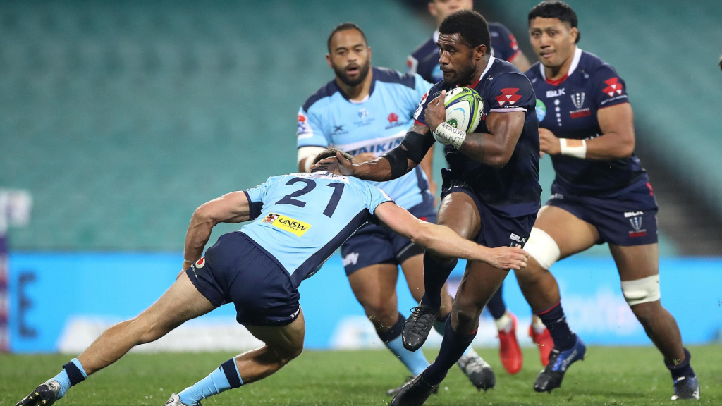 Rebels outplay Waratahs for first Super AU win