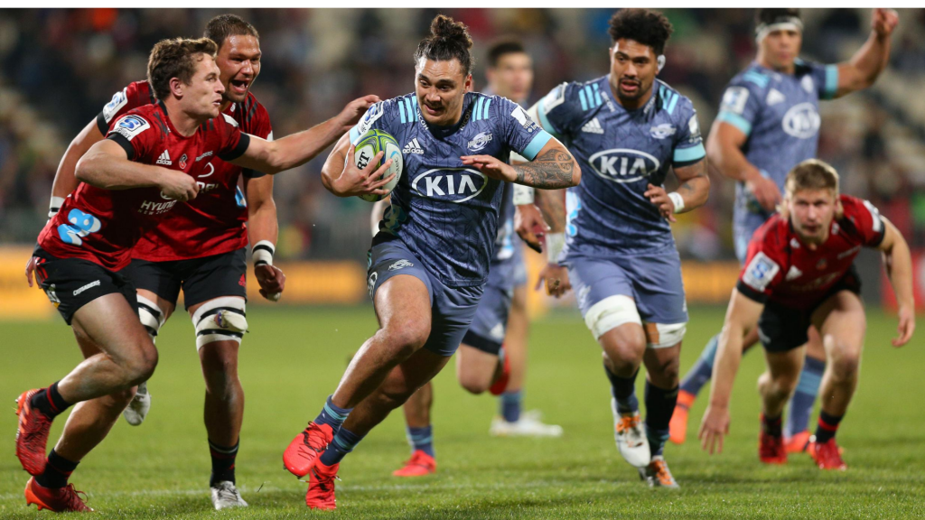 Hurricanes end Crusaders' unbeaten run