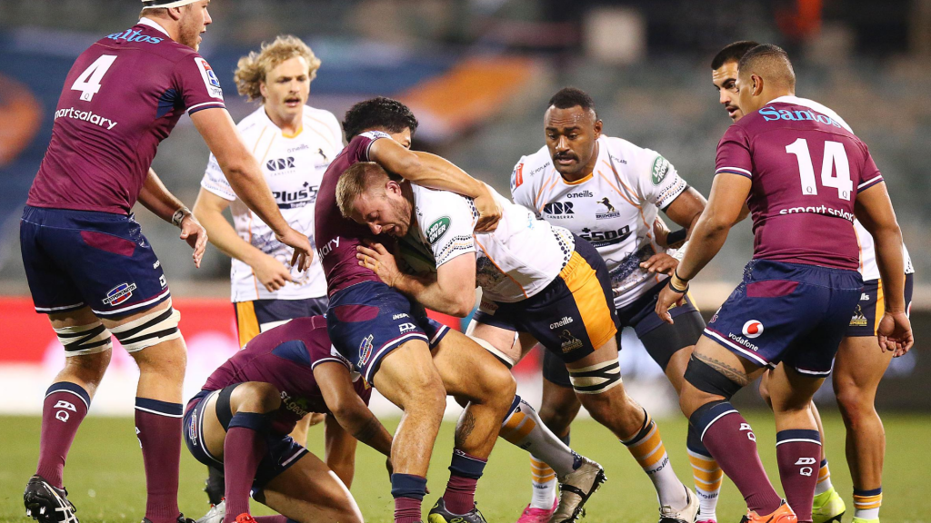 Brumbies edge Reds at the death | Rugby365