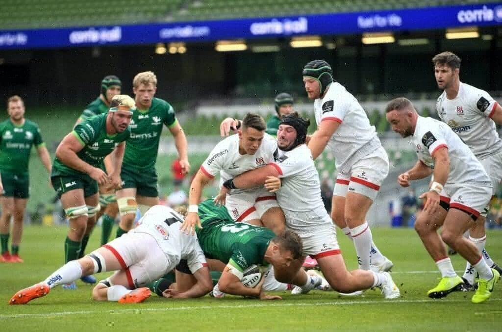 VIDEO: Connacht dent Ulster title dreams