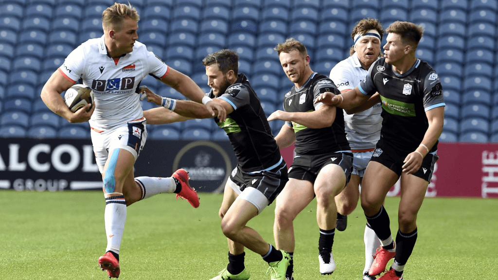 South Africans steer Edinburgh to finals