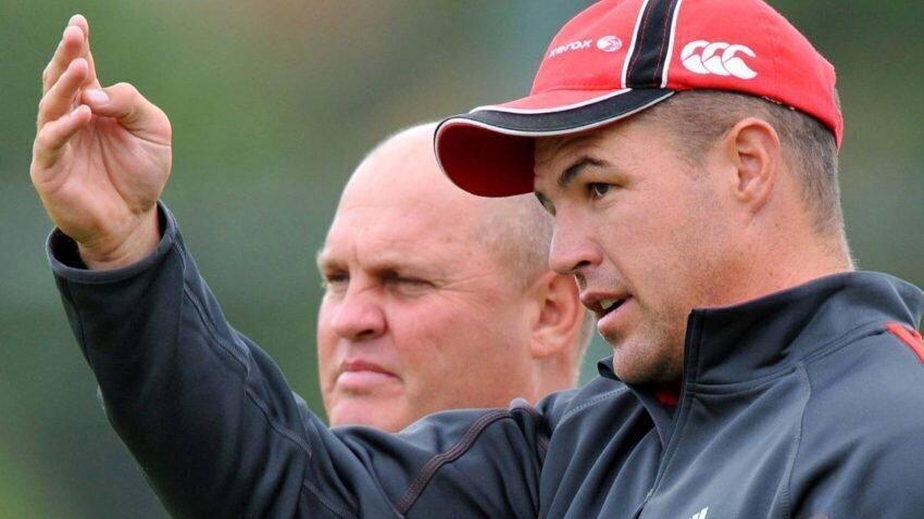 Eugene Eloff and Andre Pretorius