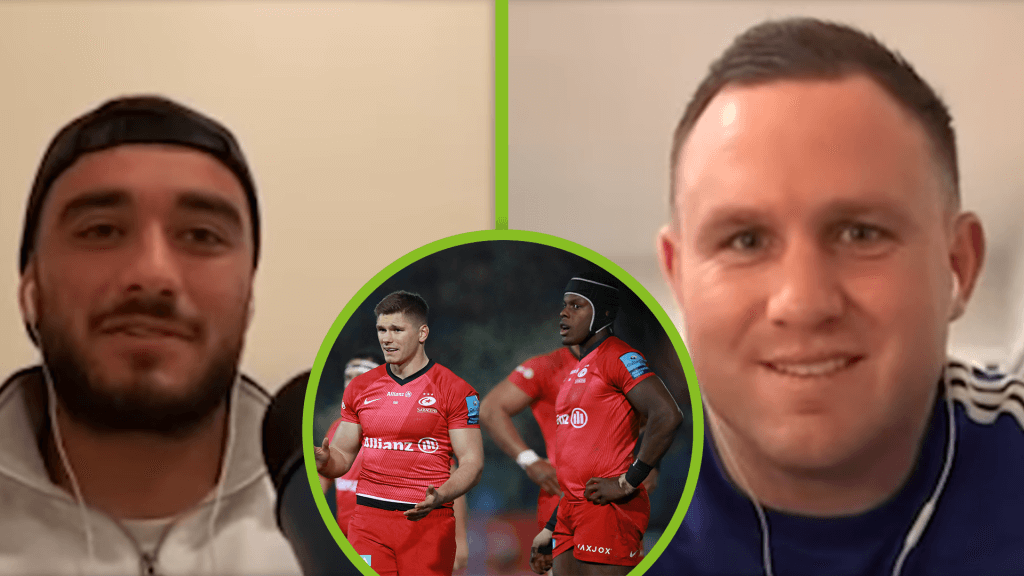 Could Warren Gatland lure Farrell and Itoje to the Chiefs?
