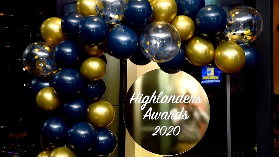 All Black star cleans up at Highlanders awards