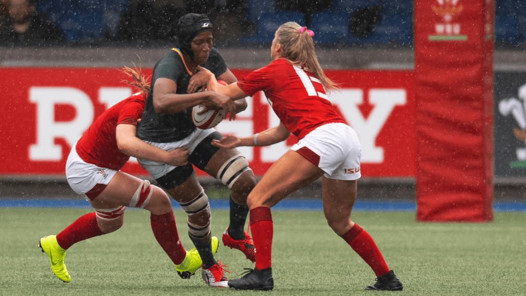 Women's World Cup: South Africa's 'big task'
