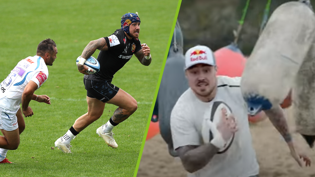 England's Nowell put through his paces in unique test