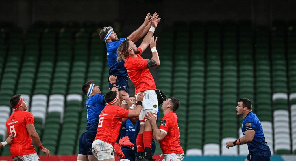 Leinster spoil Springbok duo's Munster debuts