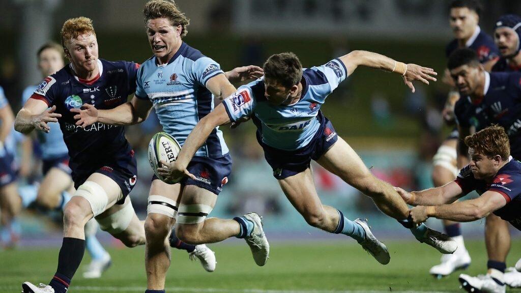 Waratahs confirm Super Rugby AU roster