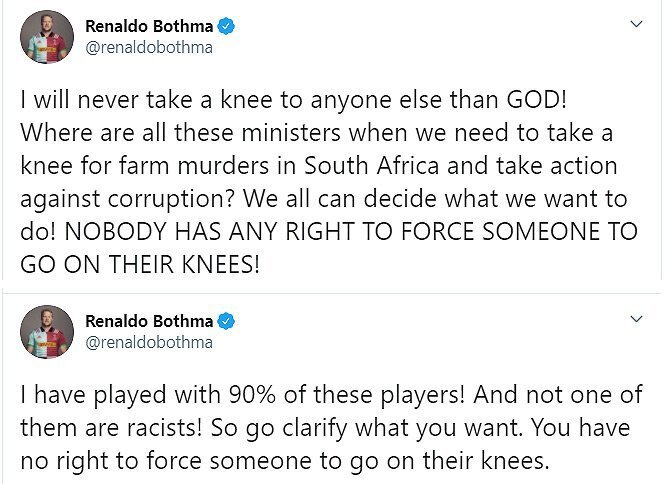 Renaldo Bothma twitter