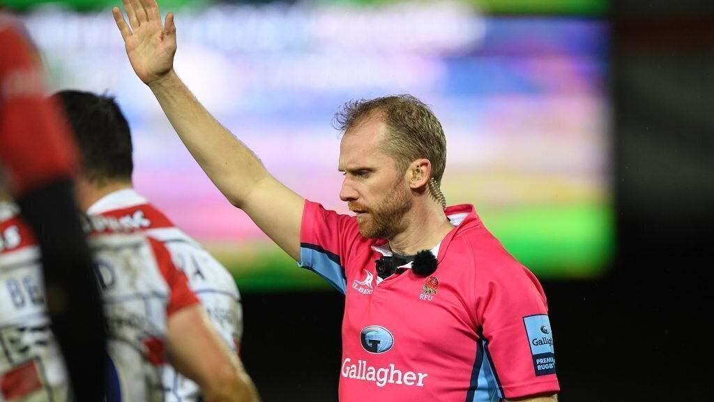 Match officials revealed for Champions Cup semifinals