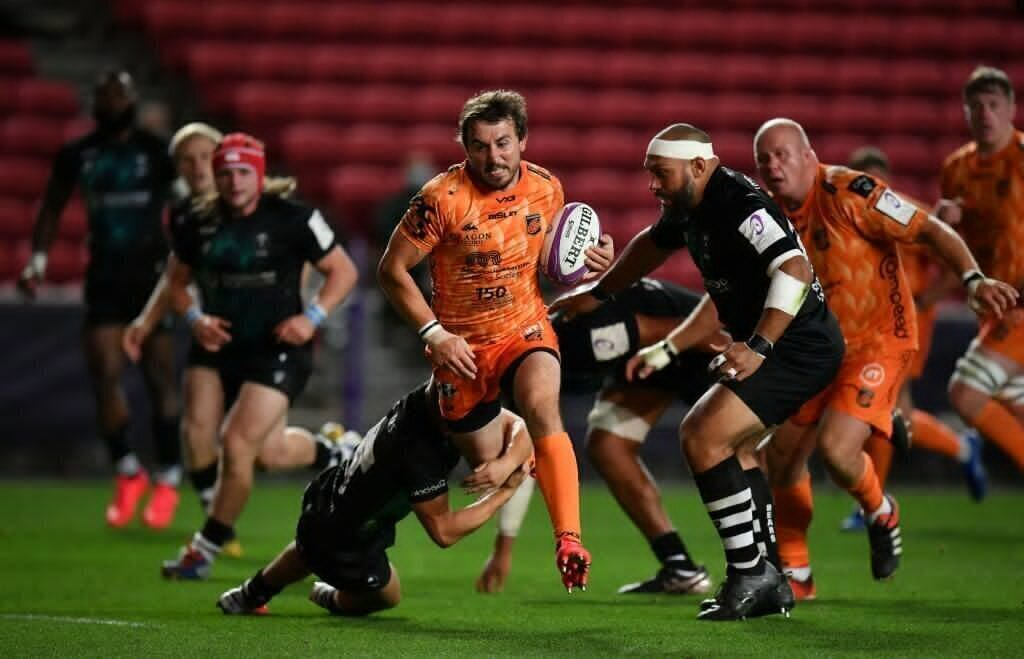 Bears maul Dragons in Euro decider