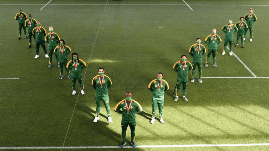 BlitzBoks follow Springboks' path to Japan