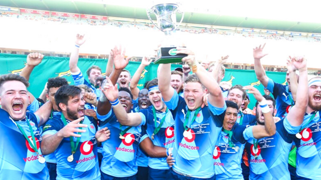 Return to Rugby: Future stars in action in Joburg