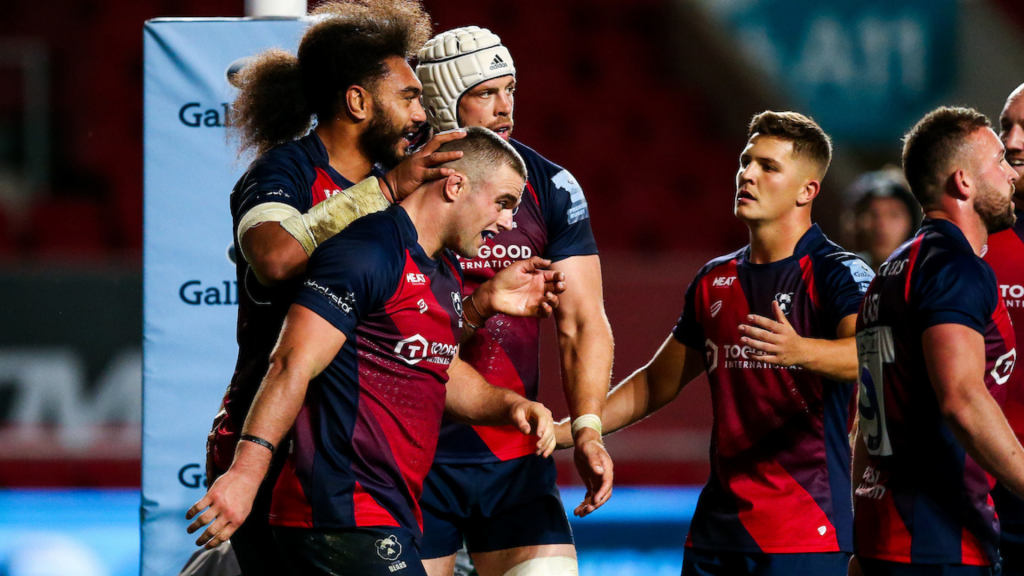 Bristol reclaim second spot after crushing Saints
