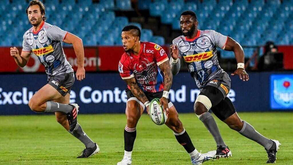 Why Jantjies is No.1 in the Boks' No.10 queue