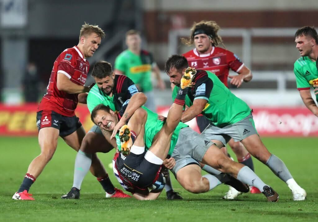 Bok lock helps Quins book Euro spot