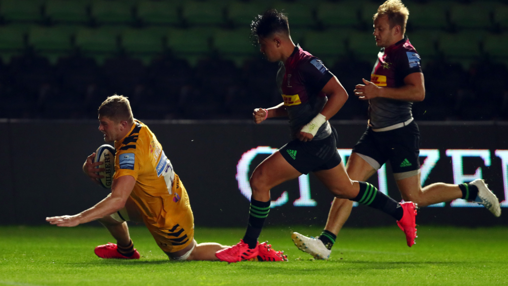 Wasps sting 14-man Harlequins