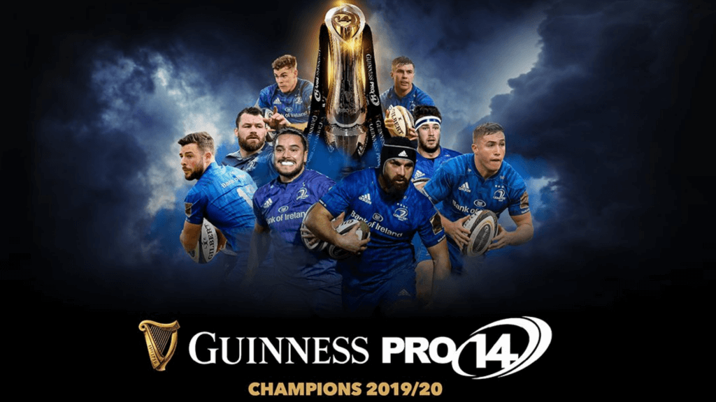 PRO14 Champions: Three-peat for Leinster