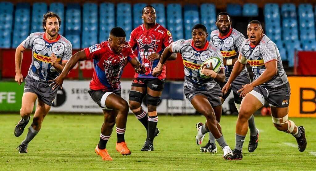 Stormers hold out fast-charging Lions