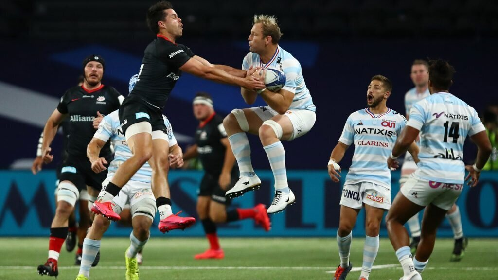Russell magic ends Saracens' run