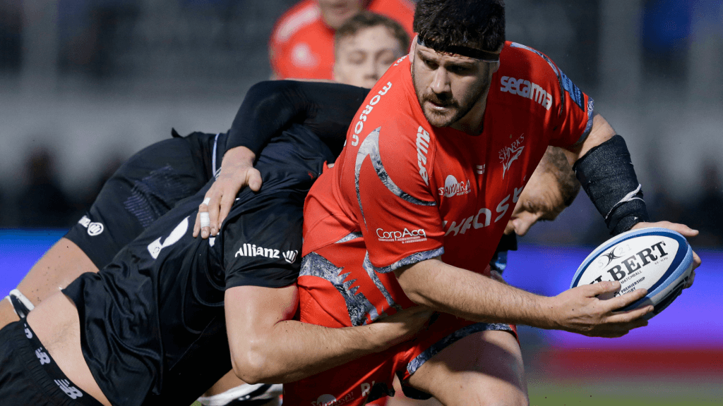 Sale Sharks boost their pack