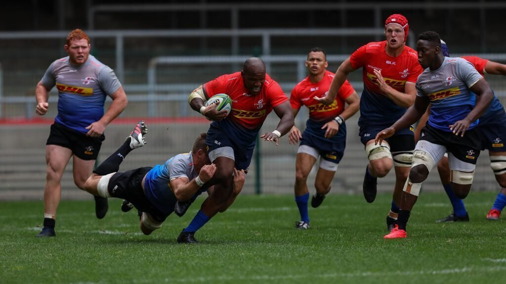 The upside of Stormers' Friday fun: Siya and Steven are back