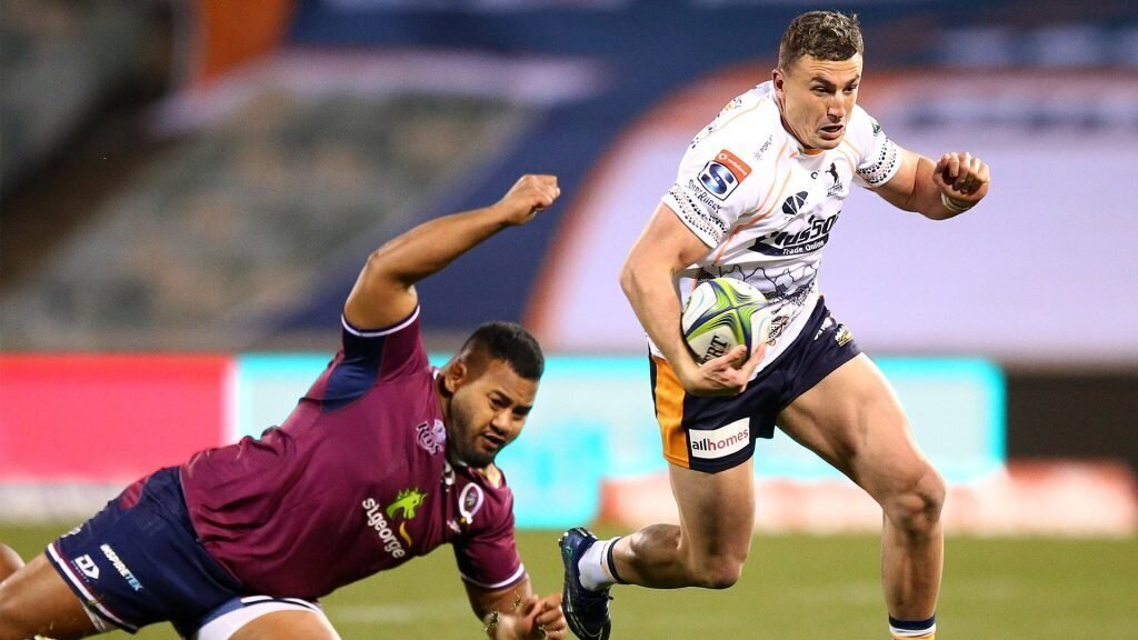 Champions Brumbies aware there's a target on their back