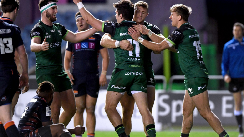 Pro14, Rearranged fixture - Dragons v Connacht