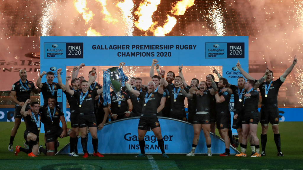 Exeter edge Wasps in Premiership Final to seal double