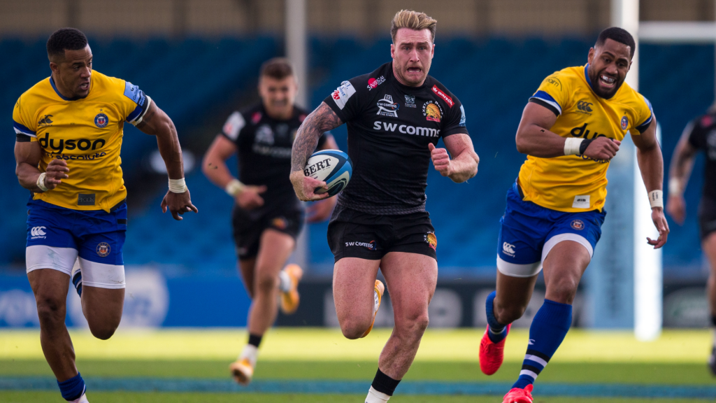 Exeter one step closer to Euro double