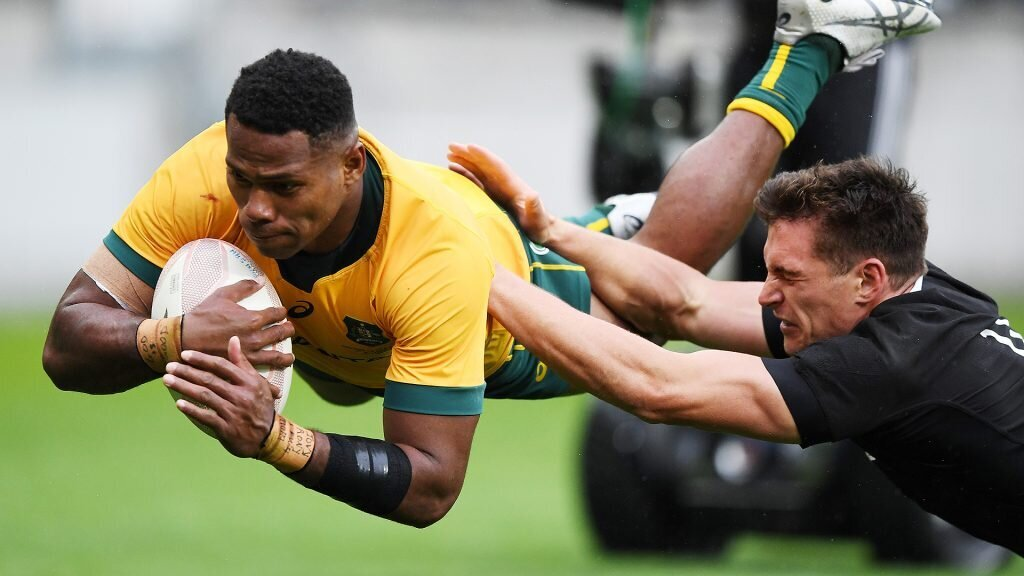 All Blacks and Wallabies in dramatic stalemate