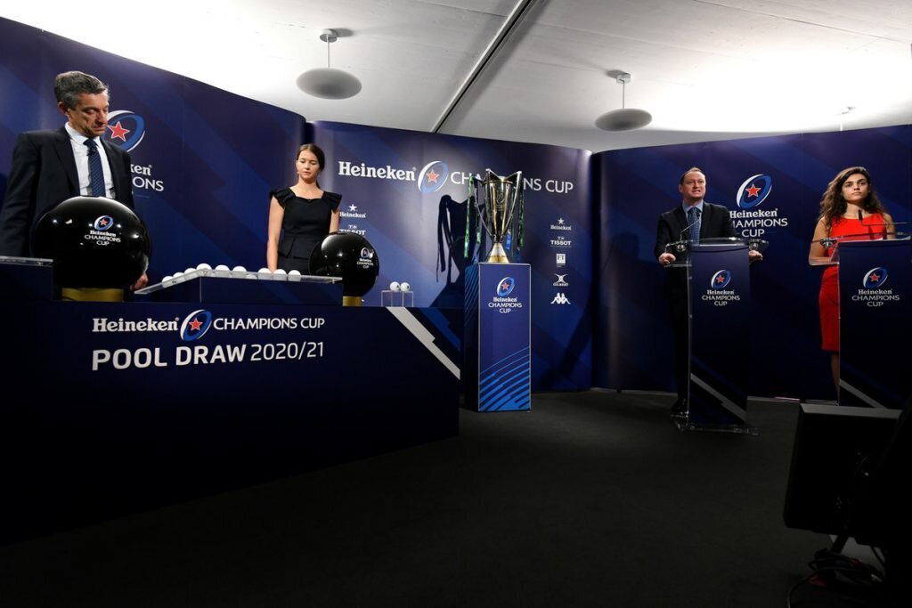 Champions Cup draw: Tough opponents for holders Exeter