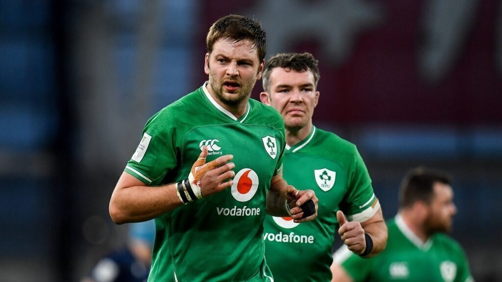 Suspended Ireland star to miss Six Nations finale