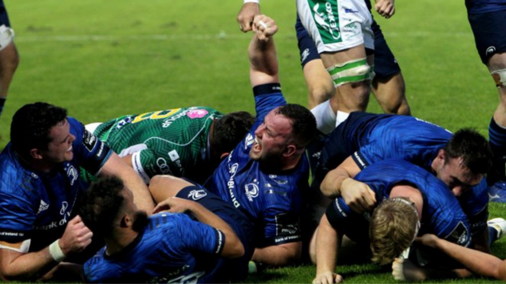 Leinster secure hard-fought win over Benetton