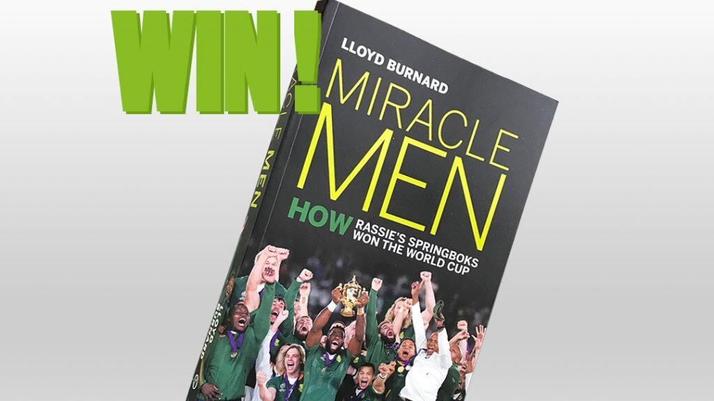 MIRACLE MEN: Win a free copy
