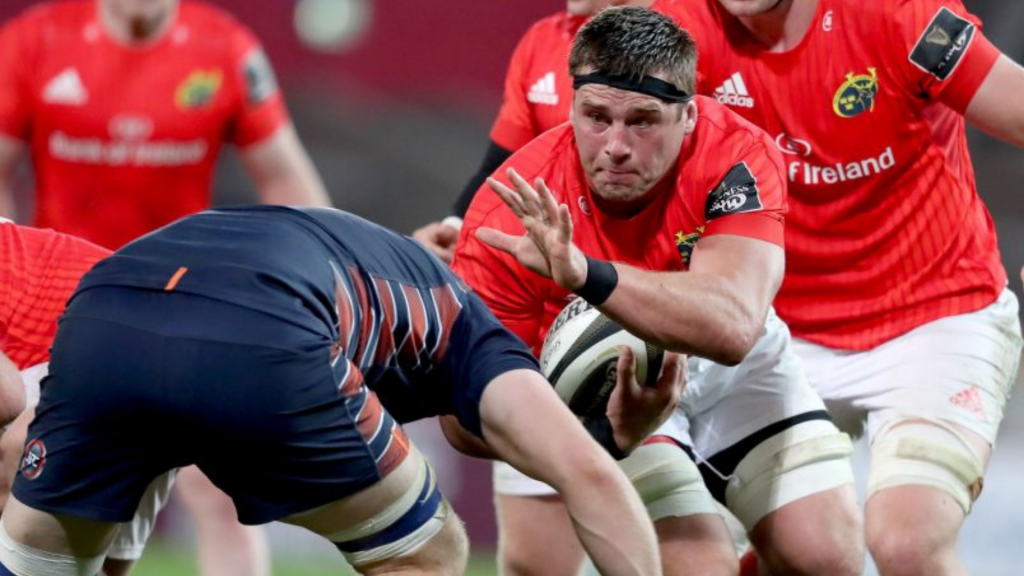 Stander saves Munster's blushes