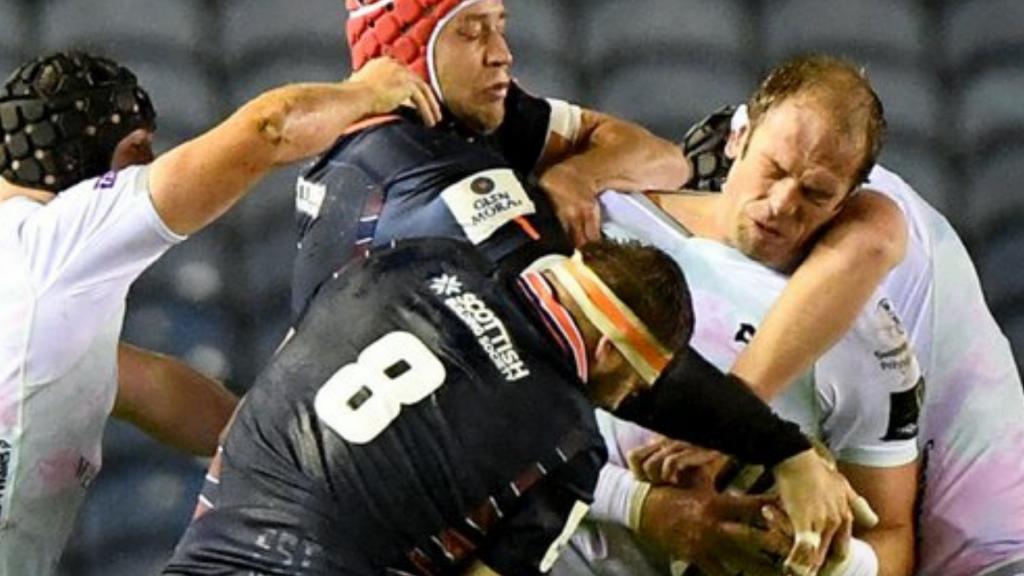 Ospreys hand shock defeat to Edinburgh
