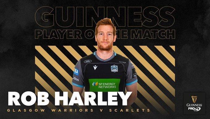 Tpb Harley Glasgow Warriors