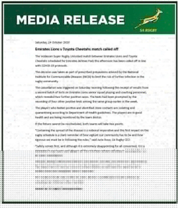 SA-Rugby-statement-on-Lions'-COVID-cases