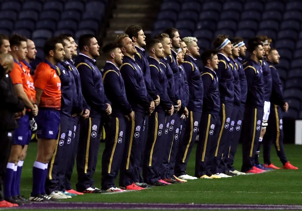 Scotland star in race to be fit for Six Nations opener