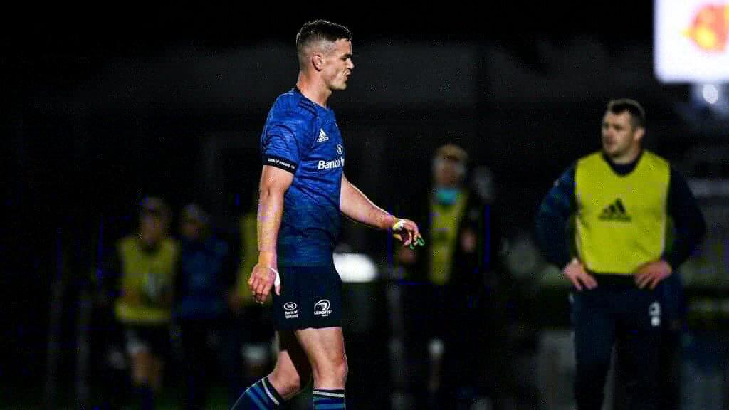 Ireland sweating over Sexton injury