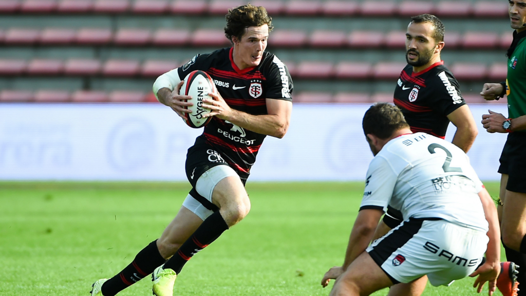 Toulouse suffer first home loss in two years