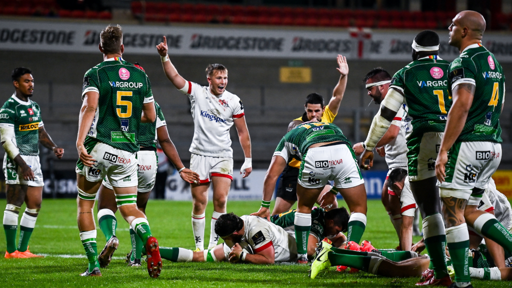 Coetzee saves Ulster's blushes