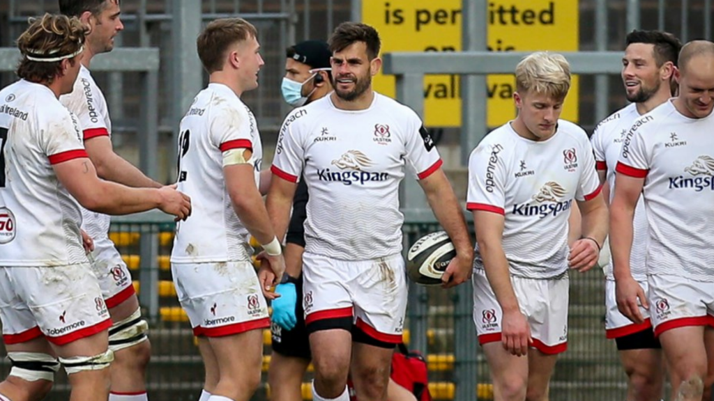 Unbeaten Ulster ease past Dragons