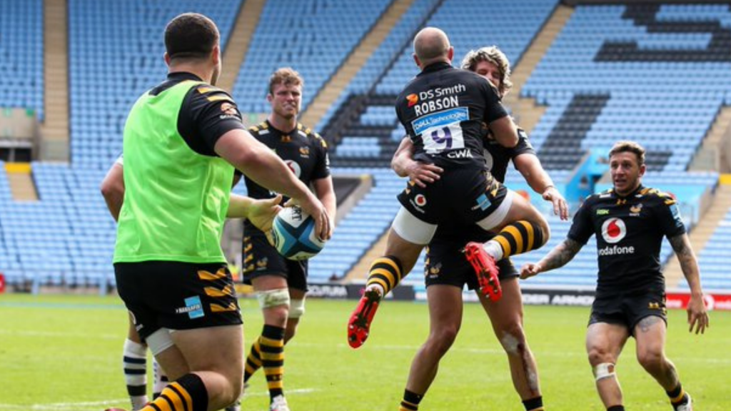 Gopperth stars as Wasps book a spot in final