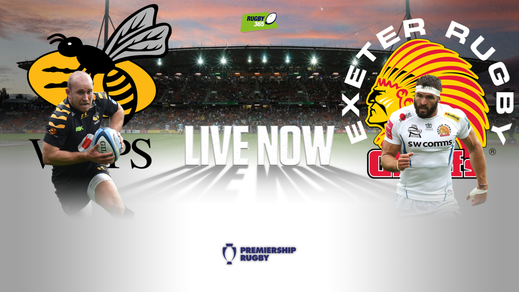 RECAP: Exeter Chiefs v Wasps