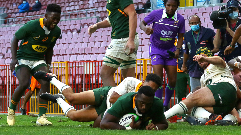 Springbok showdown: Green bully Gold at Newlands
