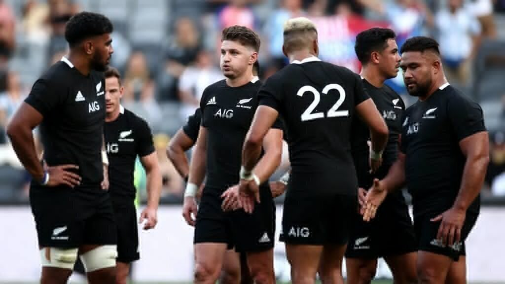 The 'obvious choice' to fill All Blacks captaincy void